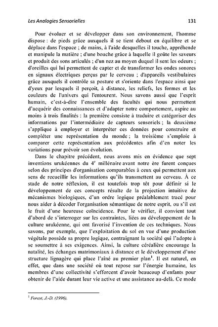 Page 2 - Les Analogies Sensorielles