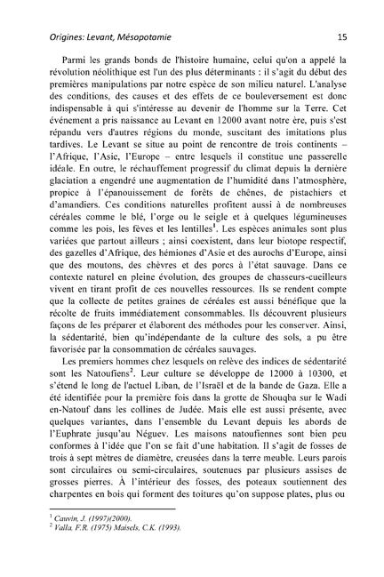 Page 2- Origines