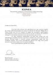 Richard Dumbrill certificat harpe Mesopotamie theorie sensorielle harp sound music soundboard soundbox string sensorial theory