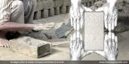 analogie moule à briques normalisé main architecture